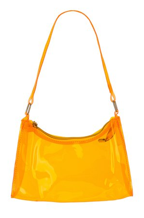 8 Other Reasons Clear Bag in Orange | REVOLVE