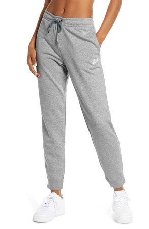Nike Sportswear Essential Fleece Pants | Nordstrom