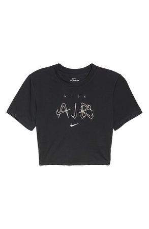 Nike Sportswear Slim Crop T-Shirt | Nordstrom