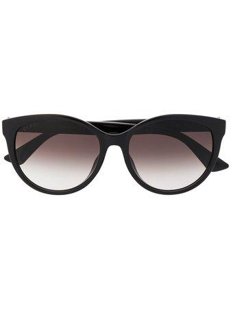 Gucci Eyewear round-frame Sunglasses - Farfetch