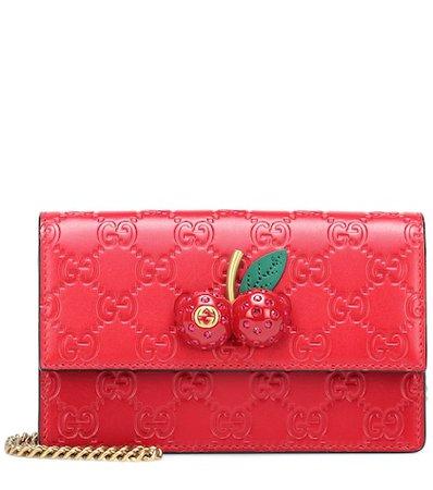 Gucci Signature Mini crossbody bag