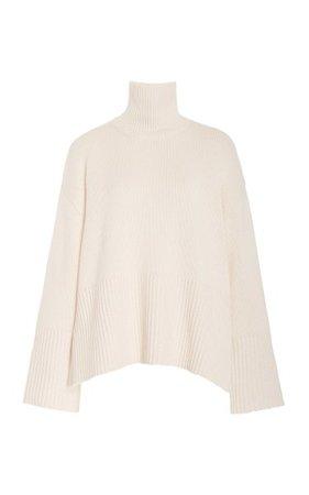 Cashmere-Blend Turtleneck Sweater By Toteme | Moda Operandi