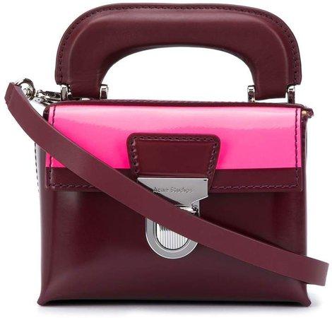 Mini Satchel Tote Bag