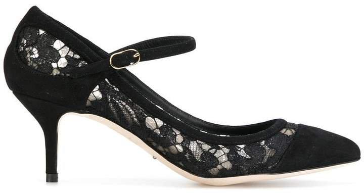 Bellucci Mary Jane pumps