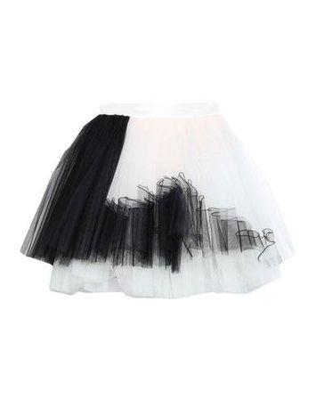 Fausto Puglisi Knee Length Skirt - Women Fausto Puglisi Knee Length Skirts online on YOOX United States - 35394082DN