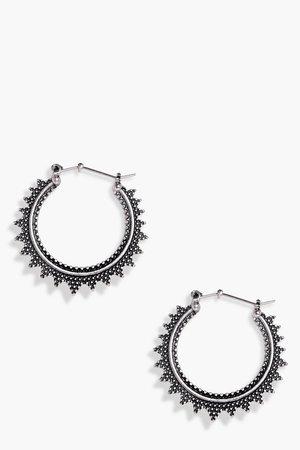 Eastern Boho Earrings   Boohoo