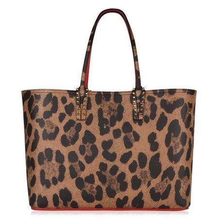 Christian Louboutin | Leopard Print Tote Bag