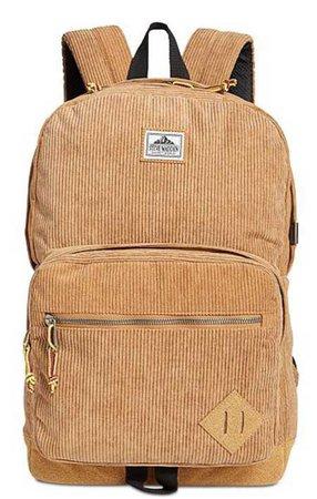 Steve Madden Men's Corduroy Backpack