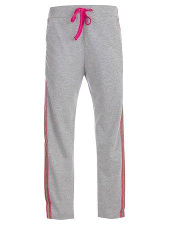 Blugirl Side Striped Track Pants