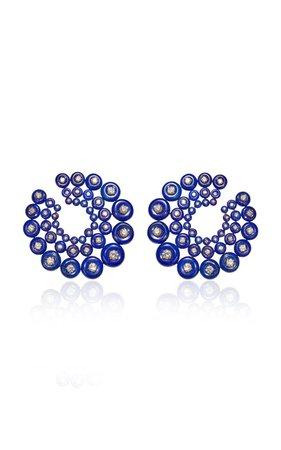 Galaxy Earrings by Fernando Jorge | Moda Operandi