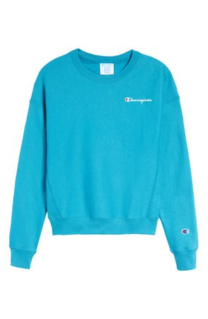 Champion Reverse Weave® Fleece Sweatshirt | Nordstrom
