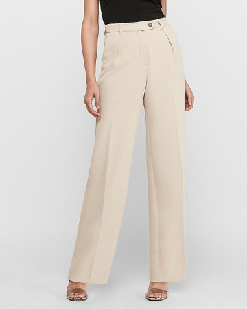 Super High Waisted Trouser Pant