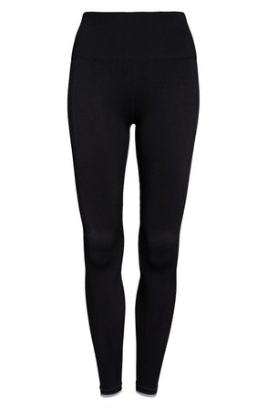 Zella Women's Tipped Seamless Leggings | Nordstrom