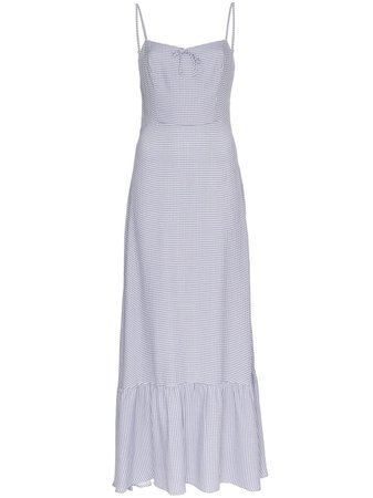 Reformation prairie maxi dress $118 - Buy Online AW18 - Quick Shipping, Price