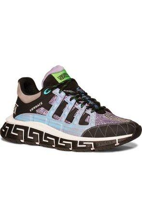 Versace Trigreca Low Top Sneaker (Men) | Nordstrom
