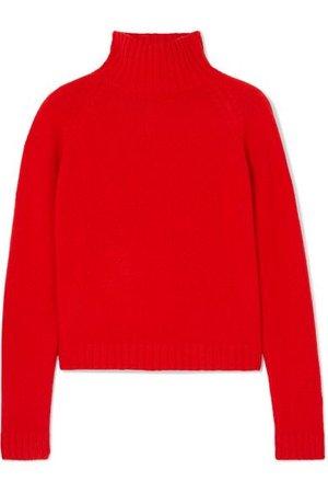 The Elder Statesman - Highland Cashmere Turtleneck Sweater