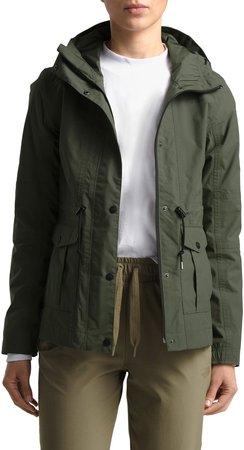 Zoomie Zoomie Hooded Waterproof Raincoat