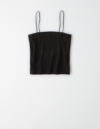 AE Cropped Bungee Strap Cami