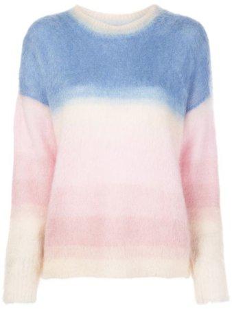 Isabel Marant Étoile Textured Dégradé Sweater | Farfetch.com