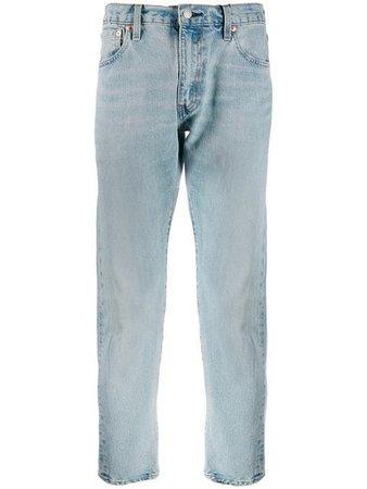 Levi's Skinny Jeans - Farfetch