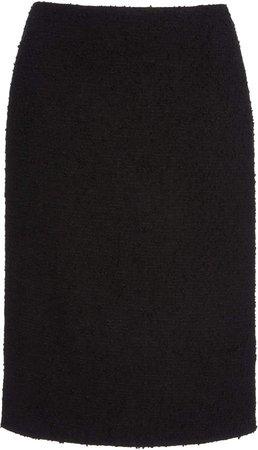Marc Jacobs Wool-Blend Knit Pencil Skirt