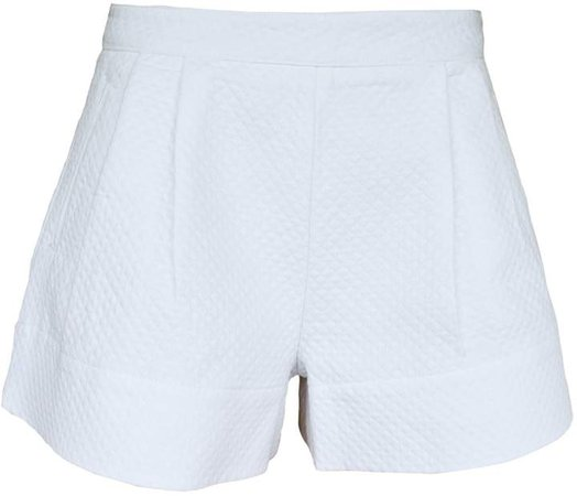 My Pair of Jeans - White Wide-Shorts