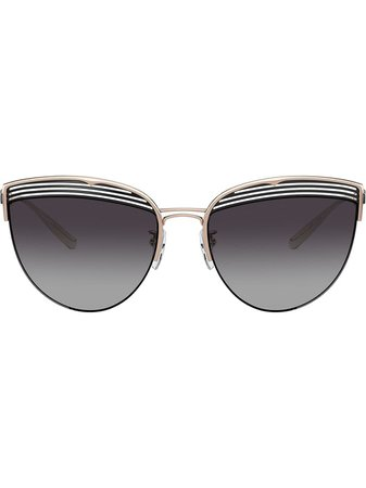 Bvlgari cat-eye Sunglasses
