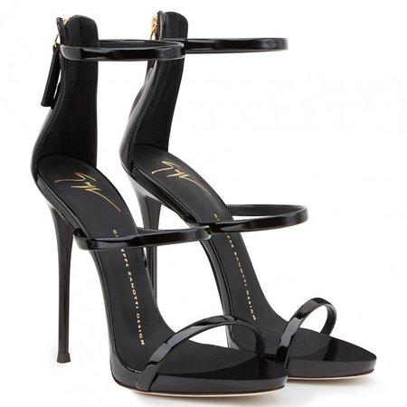 HARMONY - Sandals - BLACK | Giuseppe Zanotti