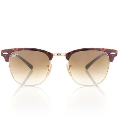 RB3716 Clubmaster sunglasses