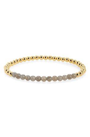 gorjana Power Gemstone Aura Stretch Bracelet | Nordstrom
