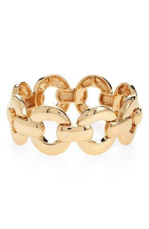 Halogen® Round Link Stretch Bracelet | Nordstrom