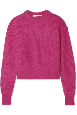 Veronica Beard | Melinda knitted sweater | NET-A-PORTER.COM