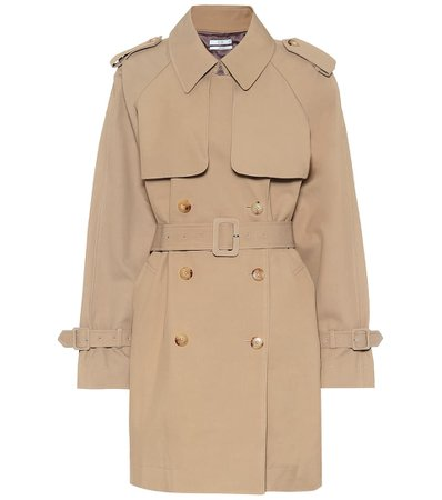 Cotton-Blend Gabardine Trench Coat | Co - Mytheresa