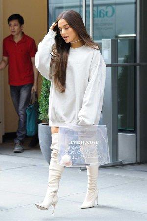 Ariana Grande Style | Star Style - Celebrity fashion
