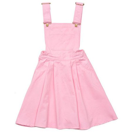 Pastel Pink Overall