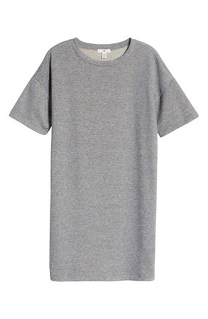 BP. French Terry T-Shirt Dress   Nordstrom