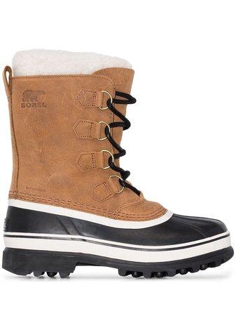 SOREL Caribou leather boots