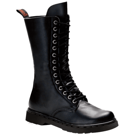 Mens Mid-Calf Classic Combat Boots - FW2158 from Medieval Collectibles