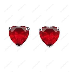 red stud earrings - Google Search