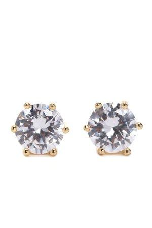 Found Me A Stud Earrings - Gold - Jewelry - Fashion Nova