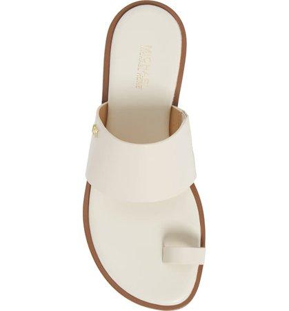 MICHAEL Michael Kors August Slide Sandal (Women) | Nordstrom