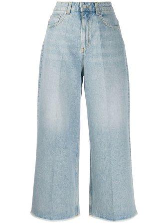 Fiorucci Sara Wide Leg Jeans - Farfetch