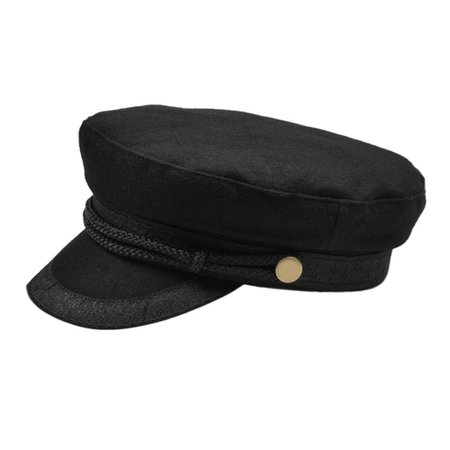 Military Style Sailor Cap