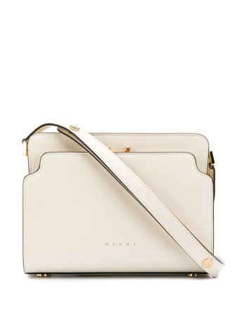 Marni Trunk Reverse Shoulder Bag - Farfetch