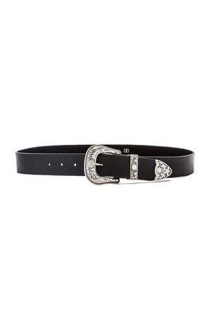 B-Low the Belt | Frank belt