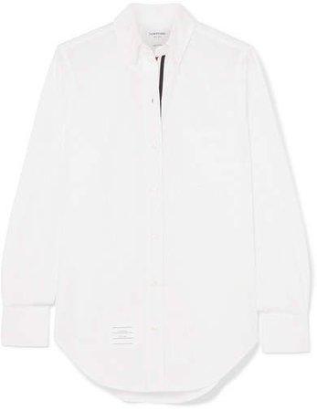 Cotton Shirt - White
