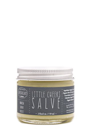 Little Cheeks Salve – Little Herbal Apothecary- Lafayette, Colorado