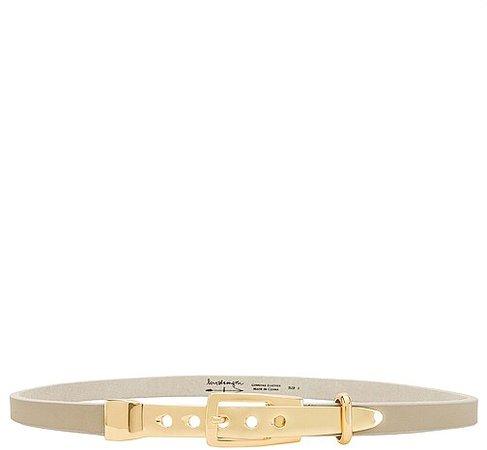 Lovestrength Skinny Waist Belt