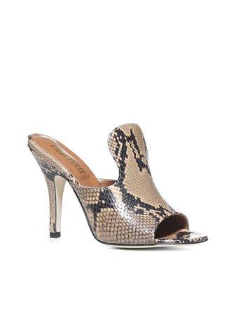 Paris Texas Flat Shoes | italist, ALWAYS LIKE A SALE