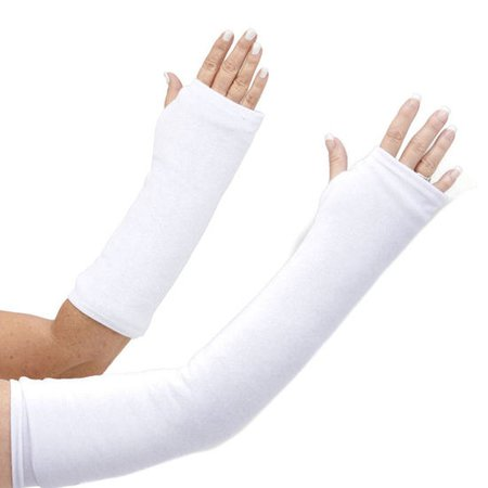 Fashion Arm Cast Cover - Solid White